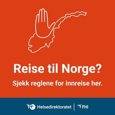 Reise til Norge - plakater